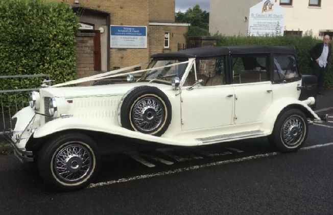 Beauford hire- Love Wedding Car Hire