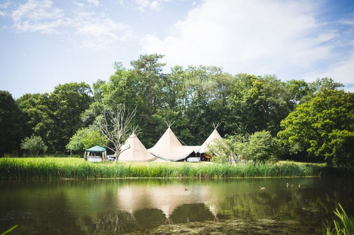 Knepp Castle Estate