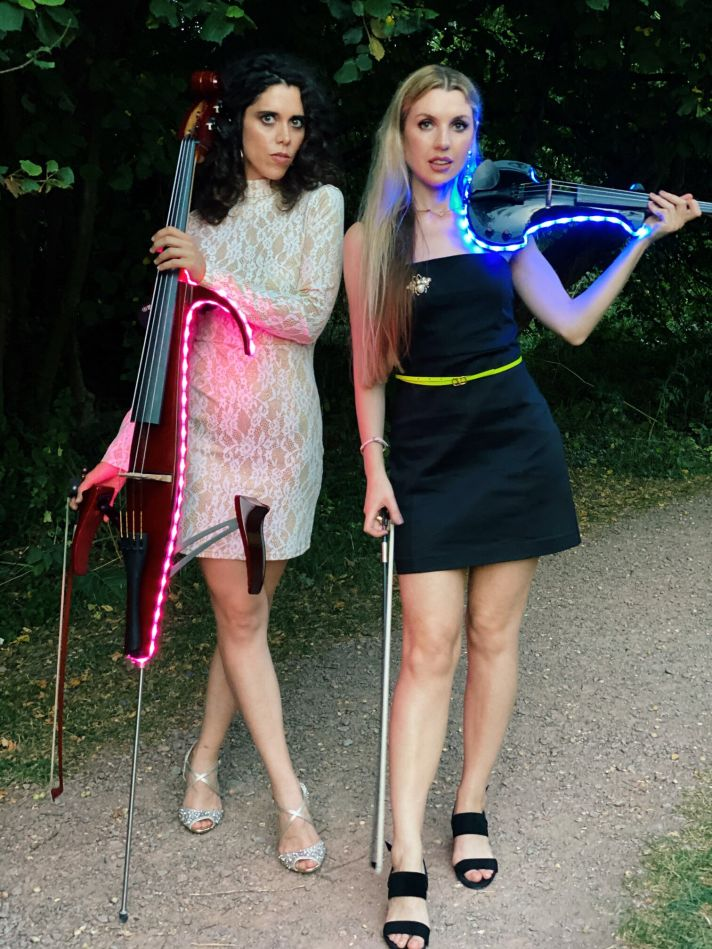 Halo Strings