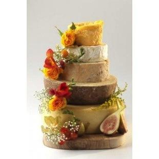 Big Cheese Wedding Cake London