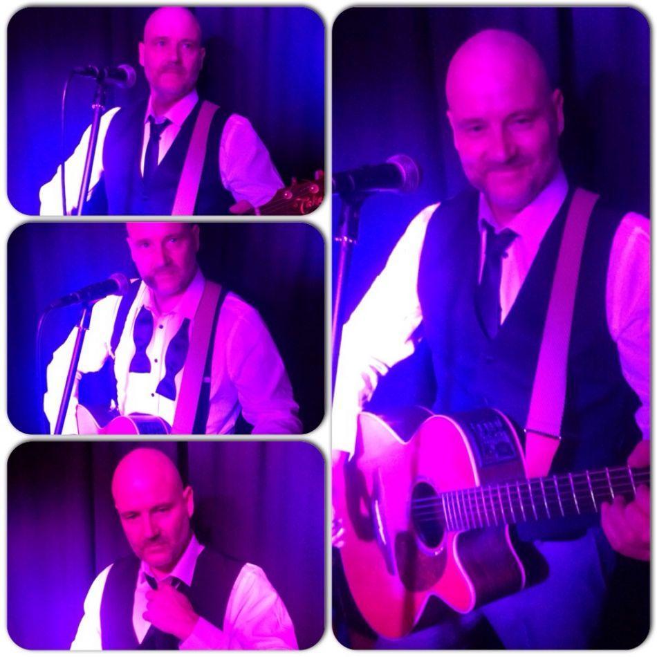 Barry Martin | Singer & Guitarist