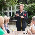 Mindblowing Magician Kevin Cann