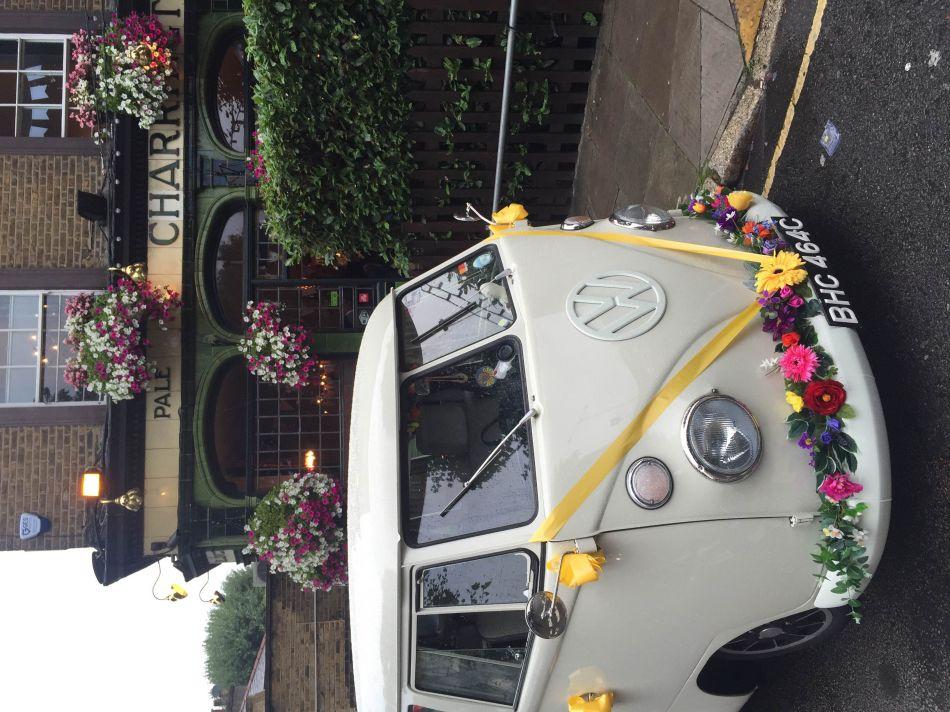 The White Van Wedding Company
