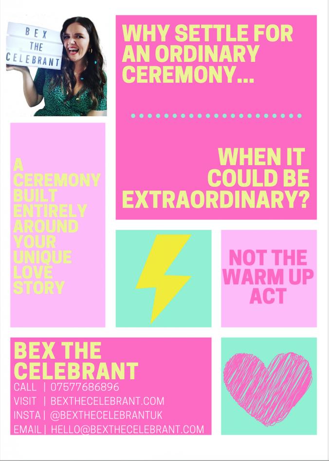 Bex The Celebrant